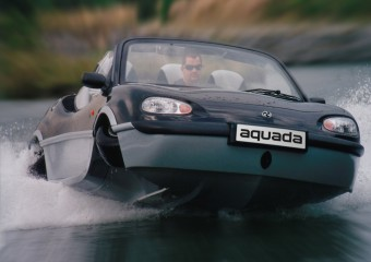 The Most Popular Amphibious Cars