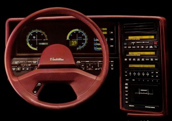 Fancy 90s Dashboards