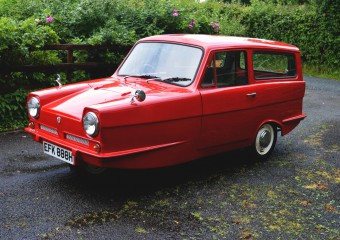 Memories of the Past: Tricycles Reliant Regal