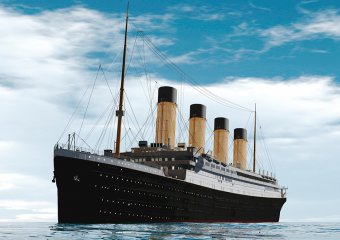 Titanic Then And Now: 30 Photos