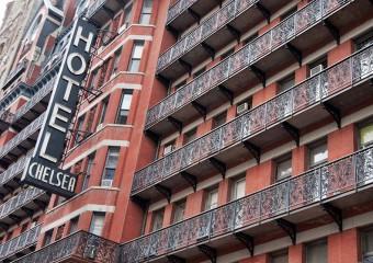 Chelsea Hotel — New York Bohemian Habitat