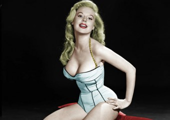 The Retro Beauty Who Conquered the World BEFORE Marilyn Monroe is Already 84 Years Old!