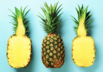 What happens if there is 1 pineapple per day for a month